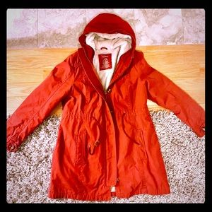 All Seasons Women's LL Bean 3 in 1 Coat Sz L